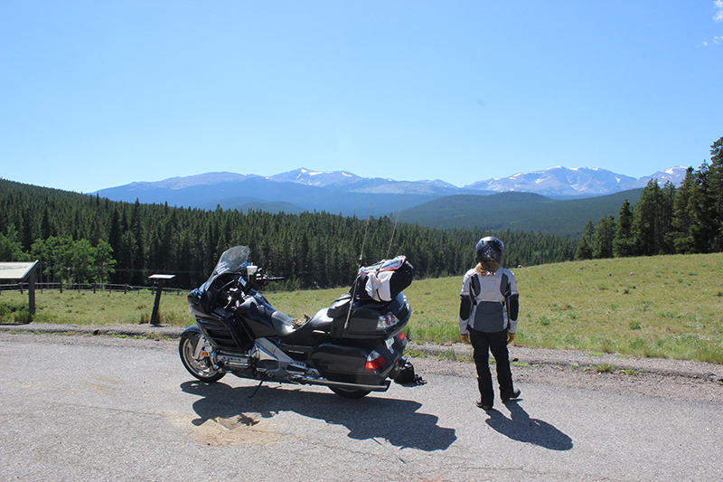 Beartooth Forever – a Father-Daughter Ride to Yellowstone