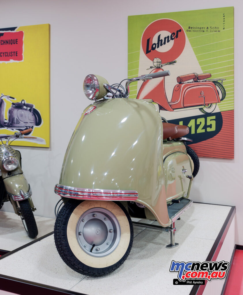 Lonher L125 Scooter