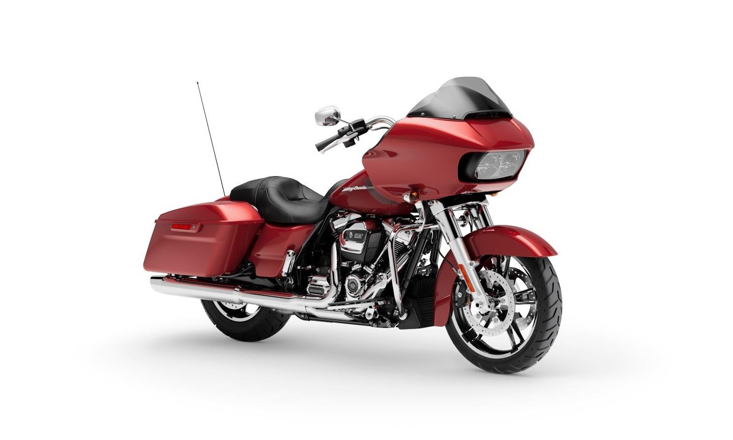 2020 Harley-Davidson Road Glide Studio Shot Side View