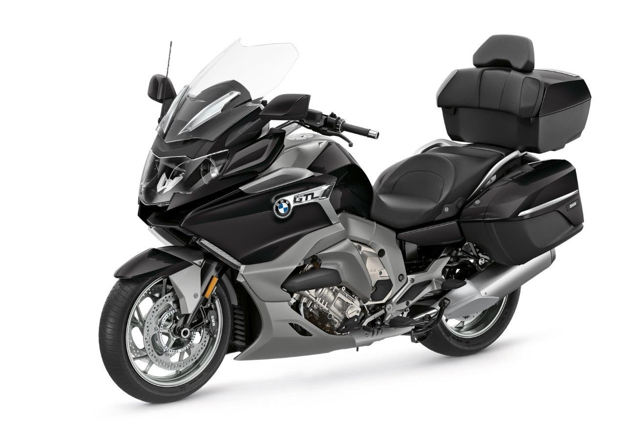 2020 BMW K1600 GTL Side View Studio Shot