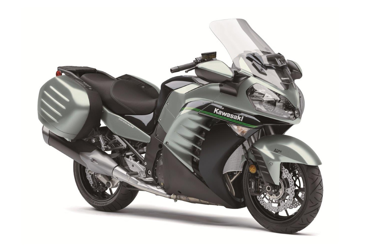 2020 Kawasaki Concourse 14 Side View