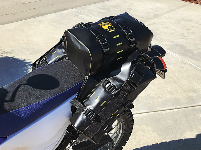 Wolfman Roll Up Luggage Review