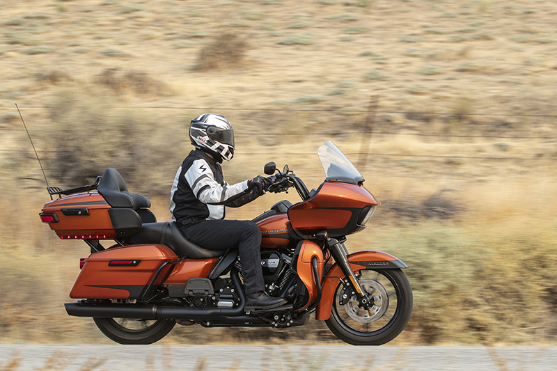 2020 Harley-Davidson Road Glide Limited Seat Height