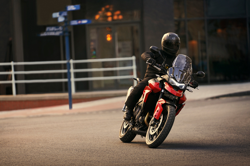 2021 Triumph Tiger 850 Sport First Look Review