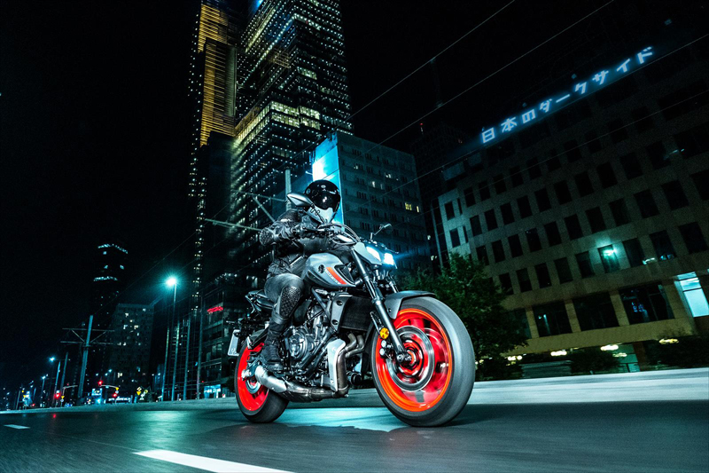 2021 Yamaha MT-07 First Look Review