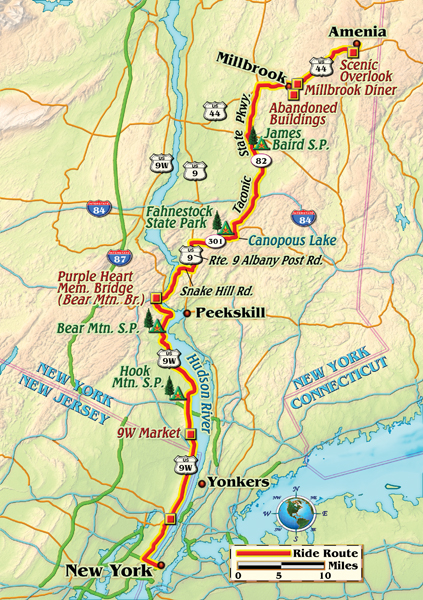Favorite Ride: Horse Country In Dutchess County