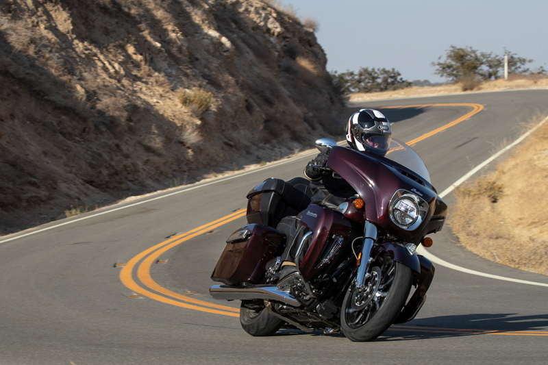 2021 Indian Roadmaster Limited Tour Test Review