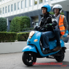 Scooti ride-sharing scooter service