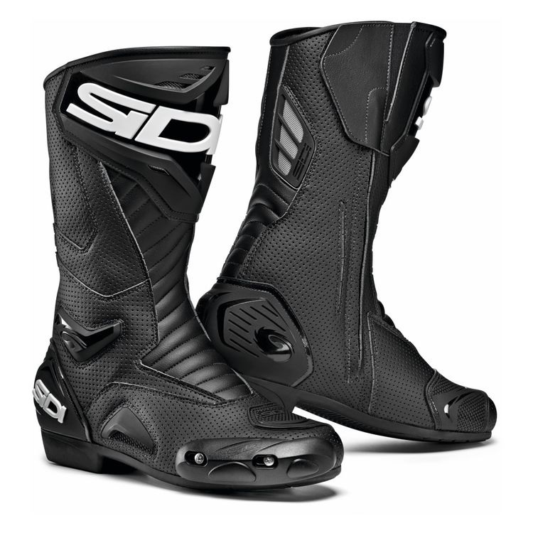 SIDI Performer Air Boots In Black