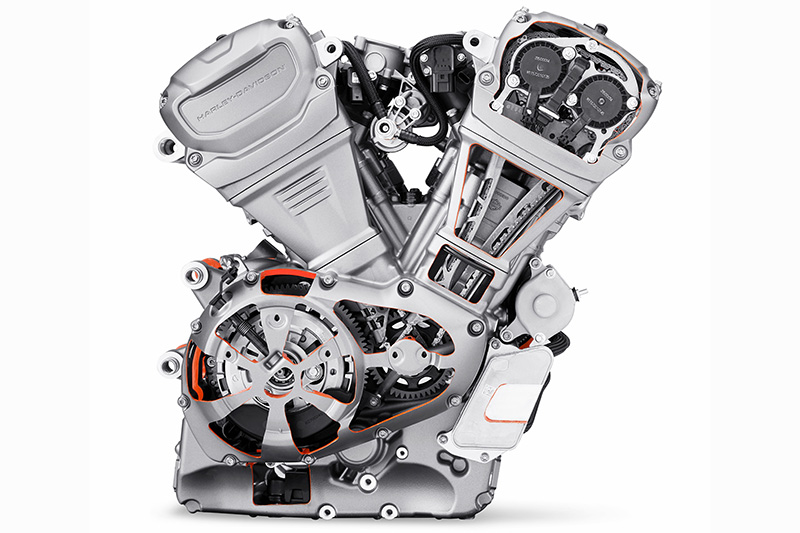 2021 Harley-Davidson Pan America 1250 Special review Revolution Max engine V-twin