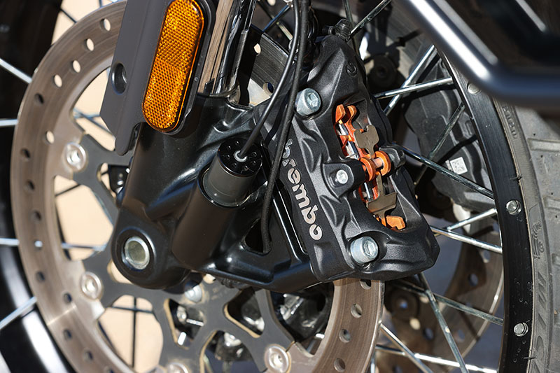 2021 Harley-Davidson Pan America 1250 Special review ride modes