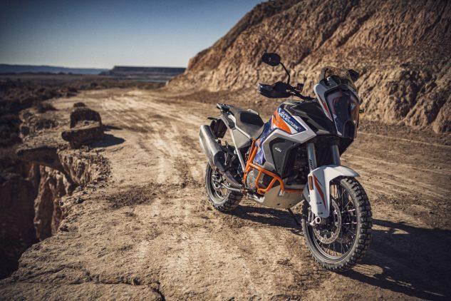 2021 KTM 1290 Super Adventure R