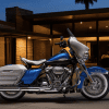 Harley-Davidson Electra-Glide Revival Icons Collection