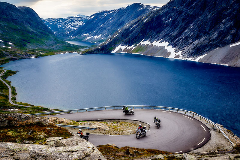 Edelweiss Bike Travel Norway Touring Center