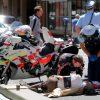 Motorcycle paramedics