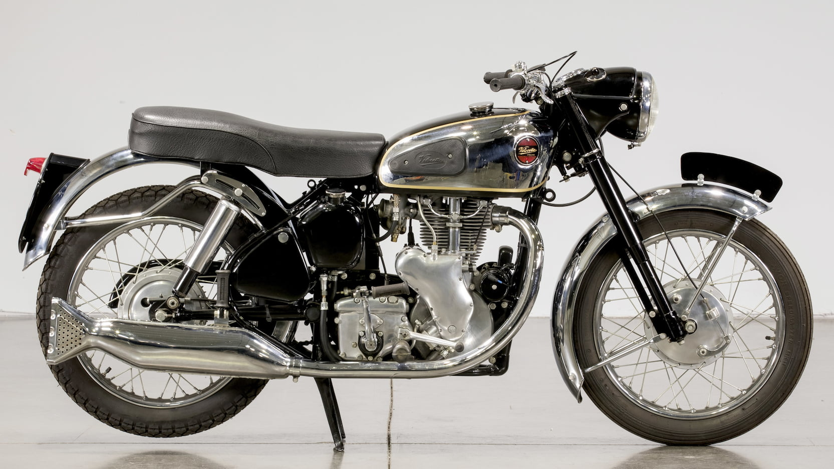 1956 Velocette Venom Side View