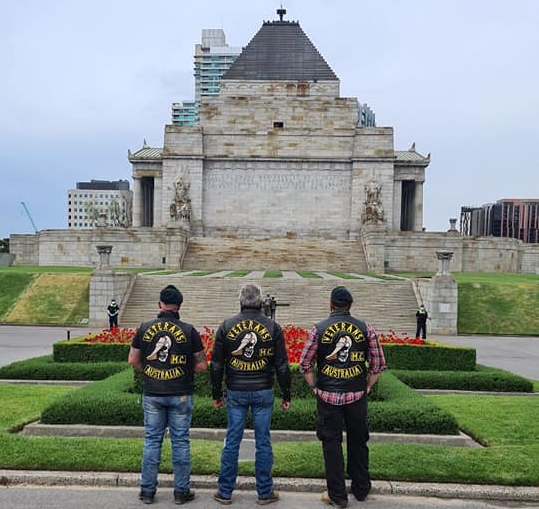 Veterans MC Victoria Chapter