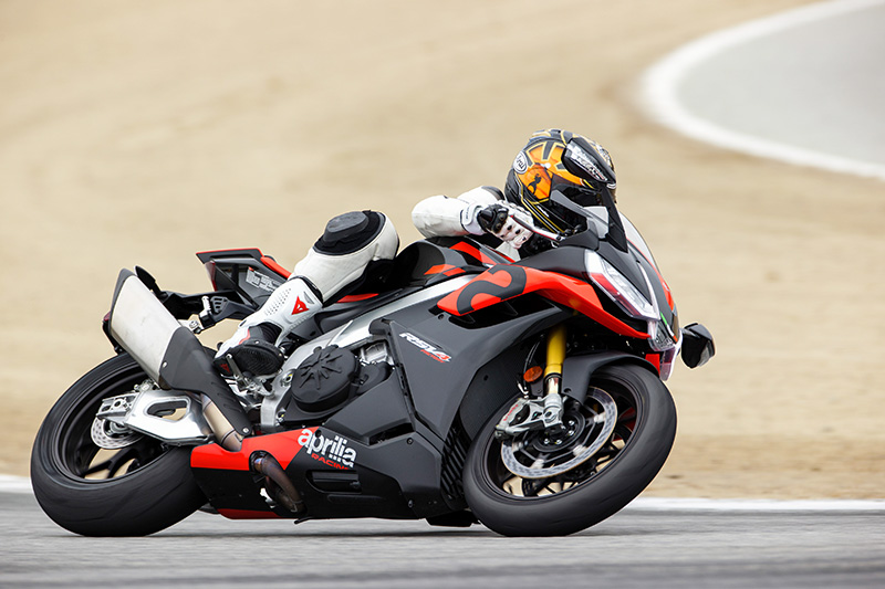 2021 Aprilia RSV4 Factory review
