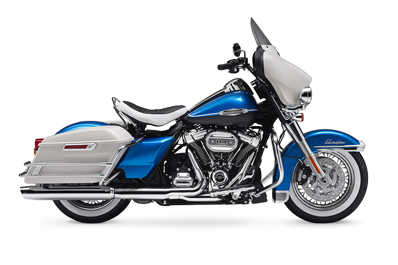2021 Harley-Davidson Electra Glide Revival review Icons Collection
