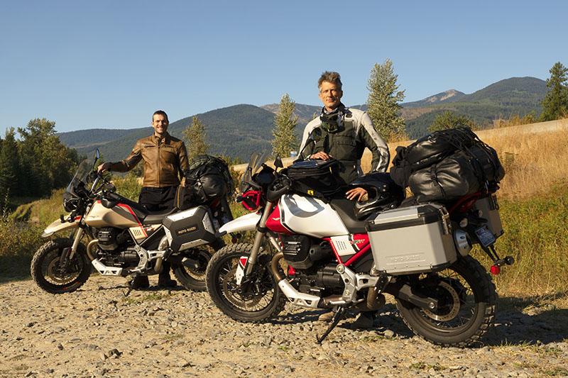 A Dream Come True: Moto Guzzi V85 TT Spirit of the Eagle Rideaway Adventure