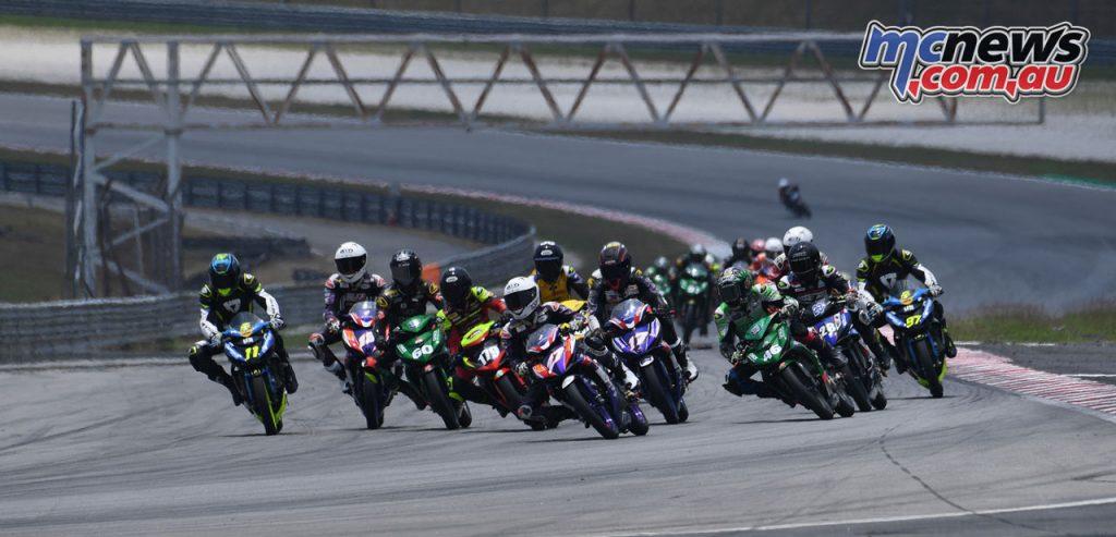 ARRC Rnd Sepang Underbone Race