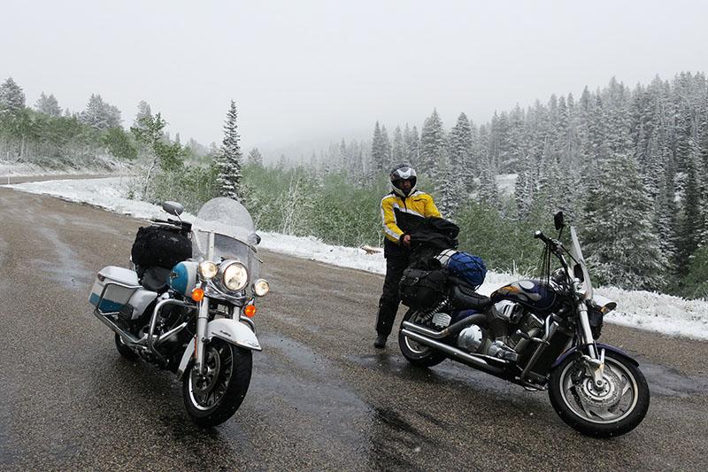 Favorite Ride Rockies to Mount Rushmore Emigration Pass Idaho