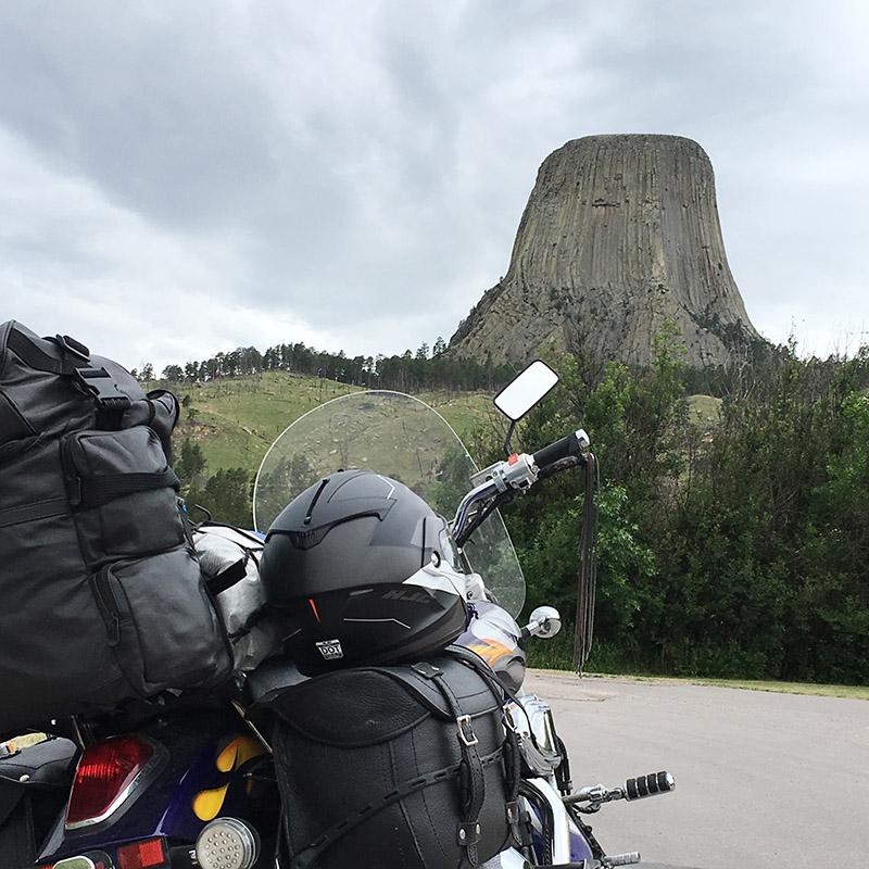 Favorite Ride Rockies to Mount Rushmore Devils Tower Wyoming