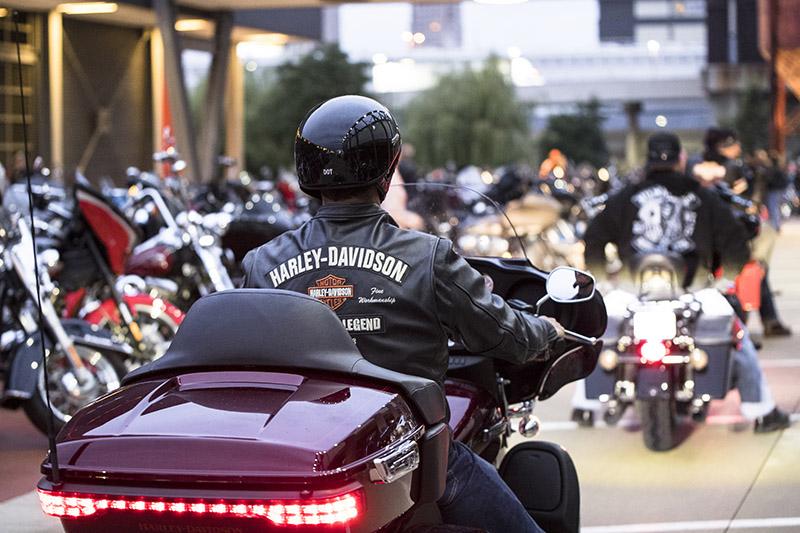 Harley-Davidson Hometown Rally Labor Day weekend 2021