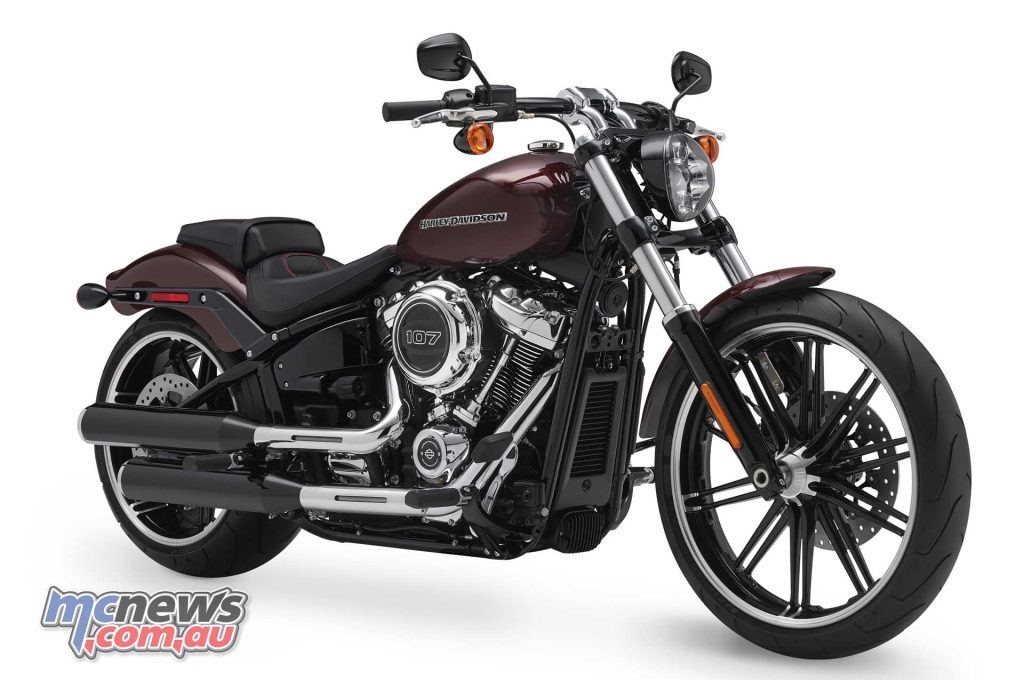The 2018 Harley-Davidson Softail Breakout