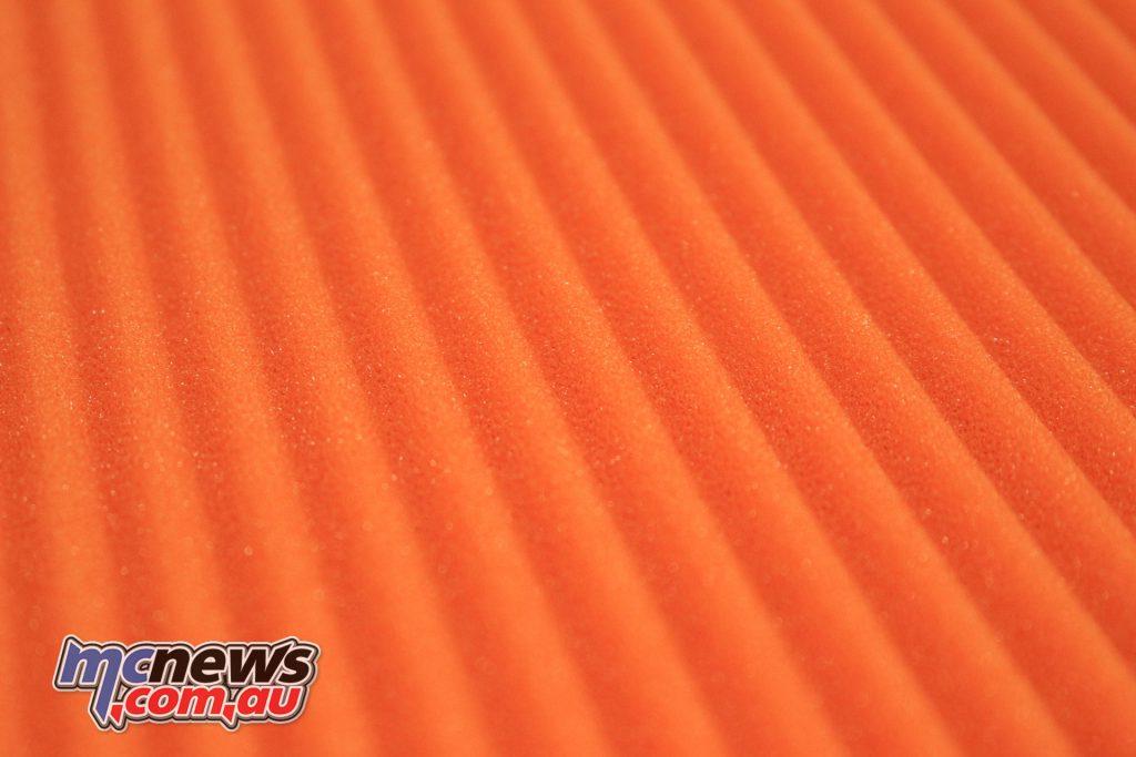 Unifilter ORush Foam Corrugated