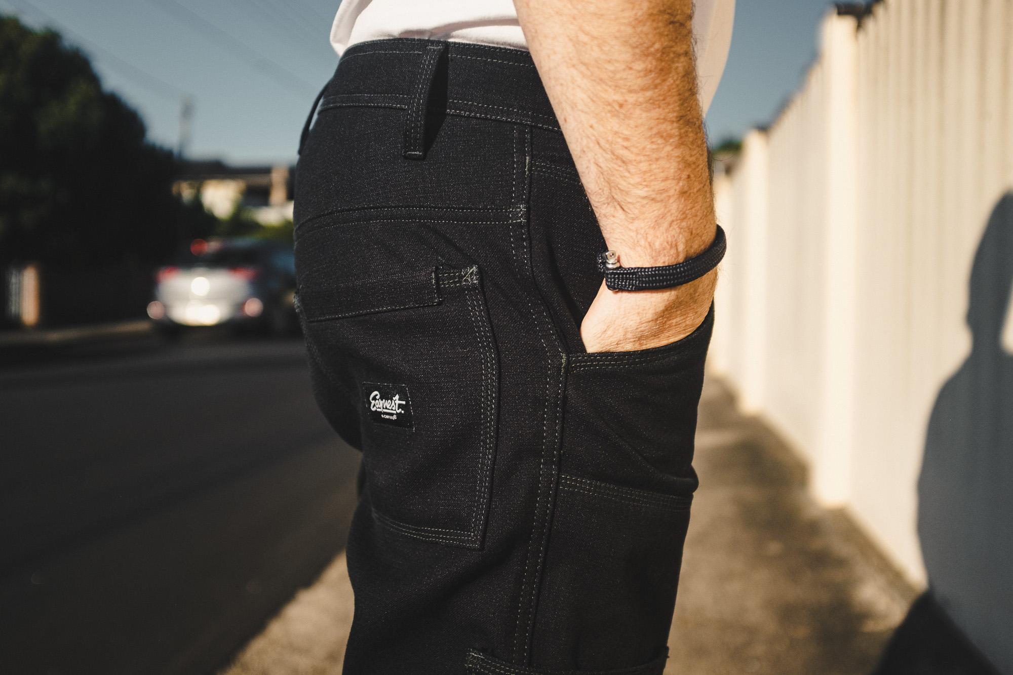 Earnest Co. Tasker Moto Pants