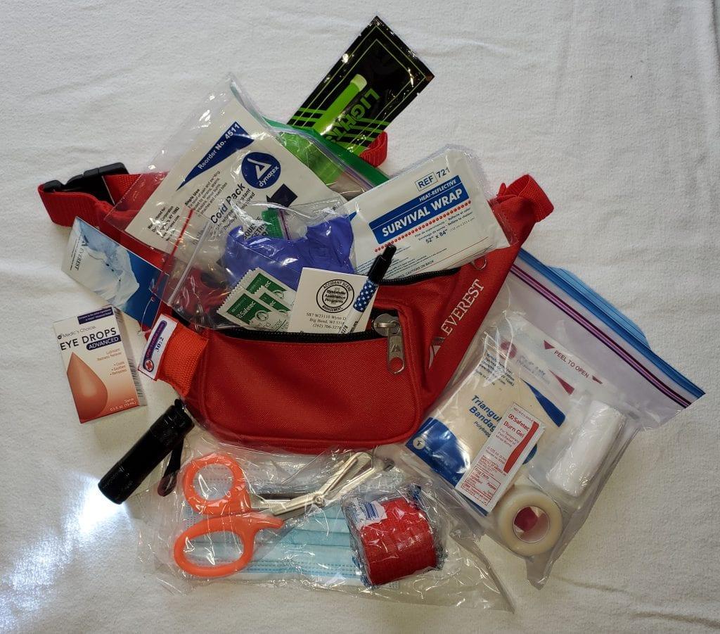 RoadGuardians Kickstart First Aid Kit