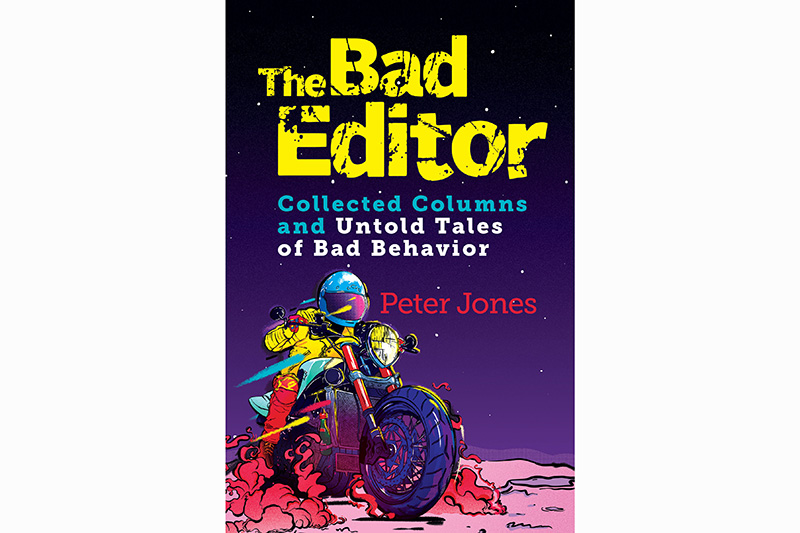 Peter Jones The Bad Editor