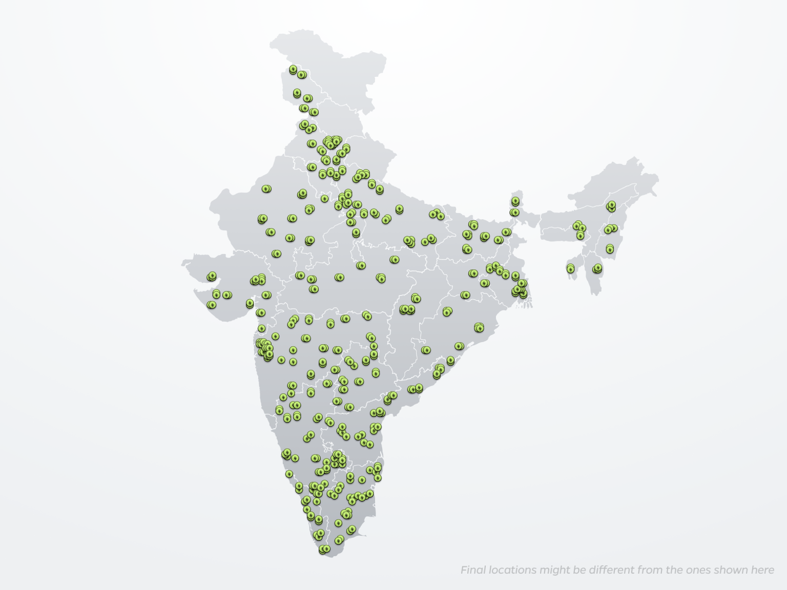 India Hypercharger Network