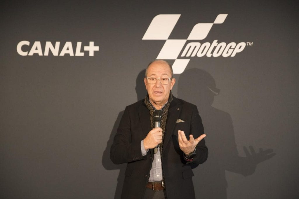 Manuel Arroy, Managing Director at Dorna Sports