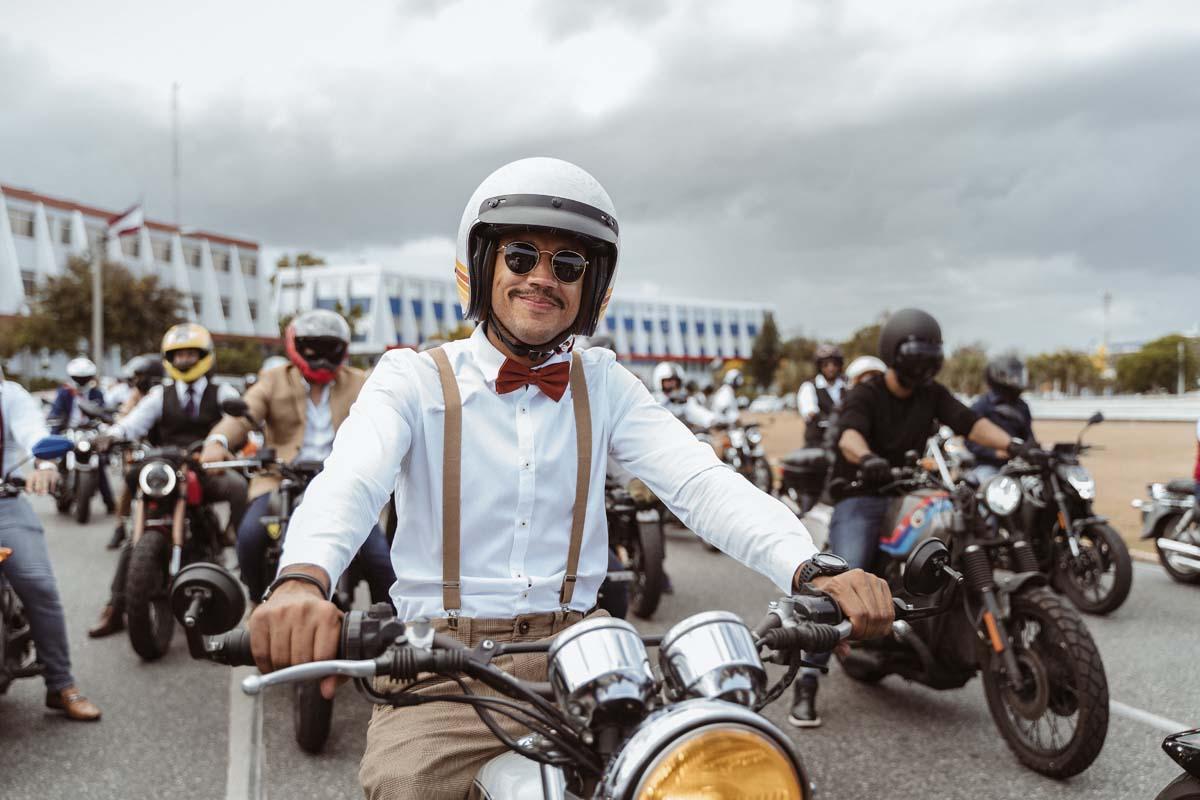 Distinguished Gentleman's Ride DGR 2021