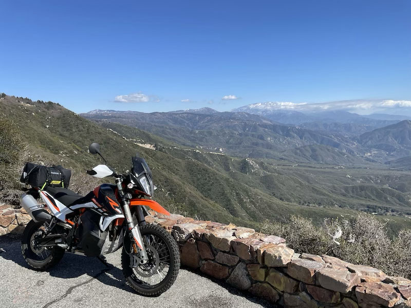 Rim of the World Scenic Byway