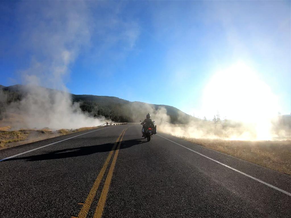Two Buddies, Two Bikes, One Big Adventure