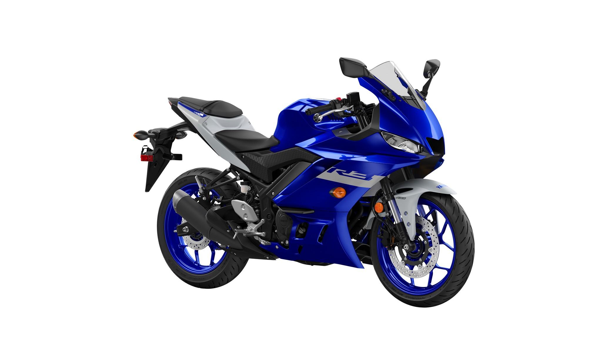 2021 Yamaha YZF-R3