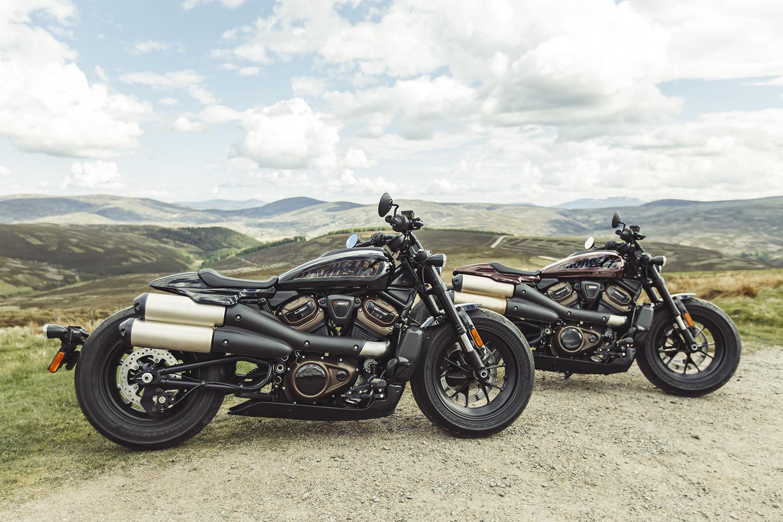 2021 Harley-Davidson Sportster S liquid cooled Revolution Max MSRP $14,999