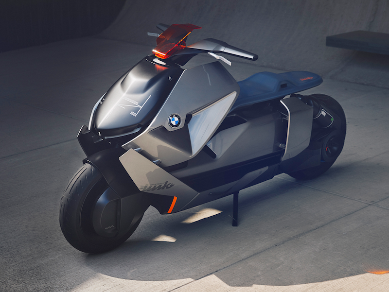 BMW Concept Link electric scooter - own