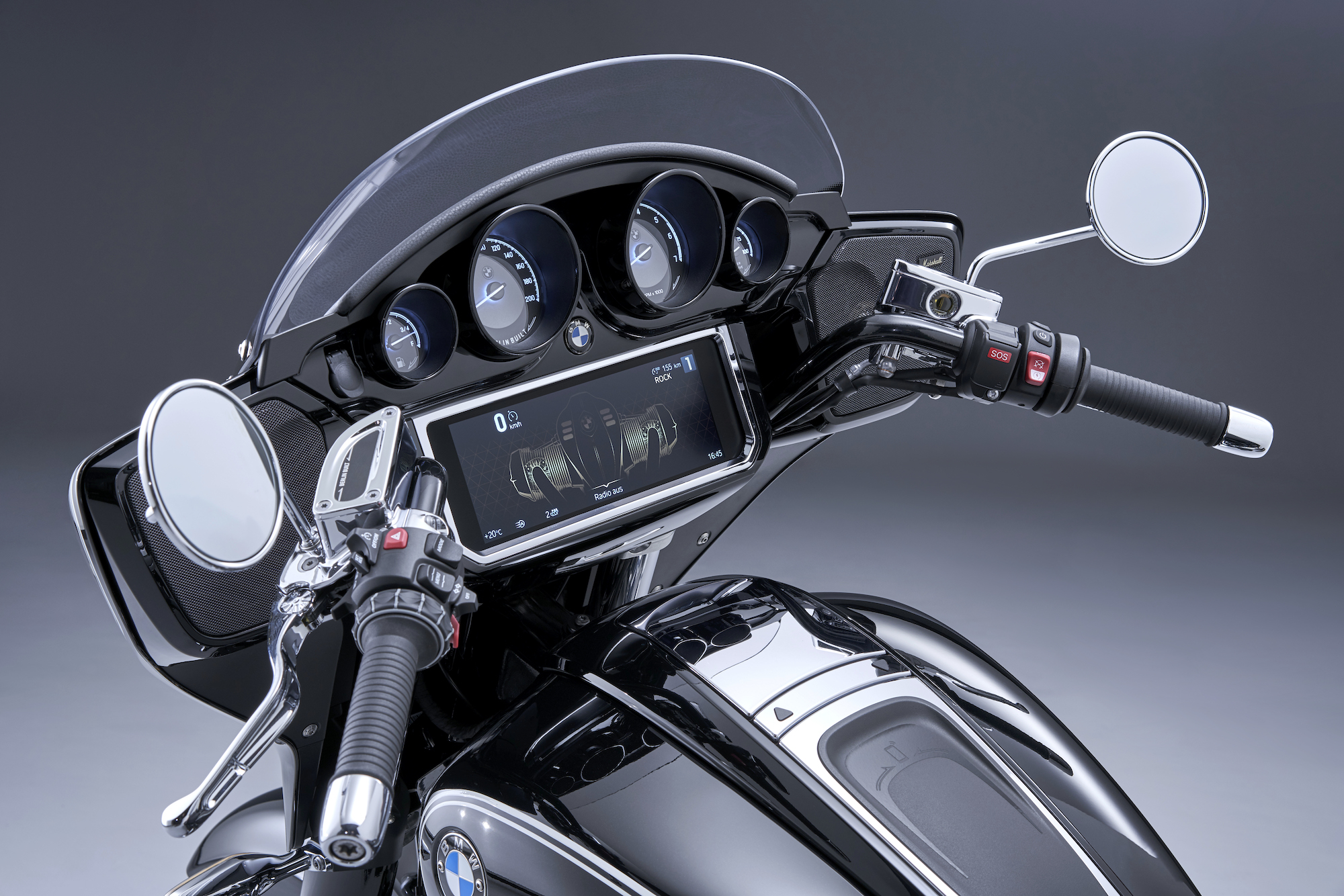 BMW R 18 B Deluxe