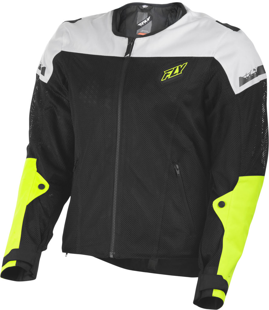 Fly Racing Flux Air Mesh Jacket   Gear Review