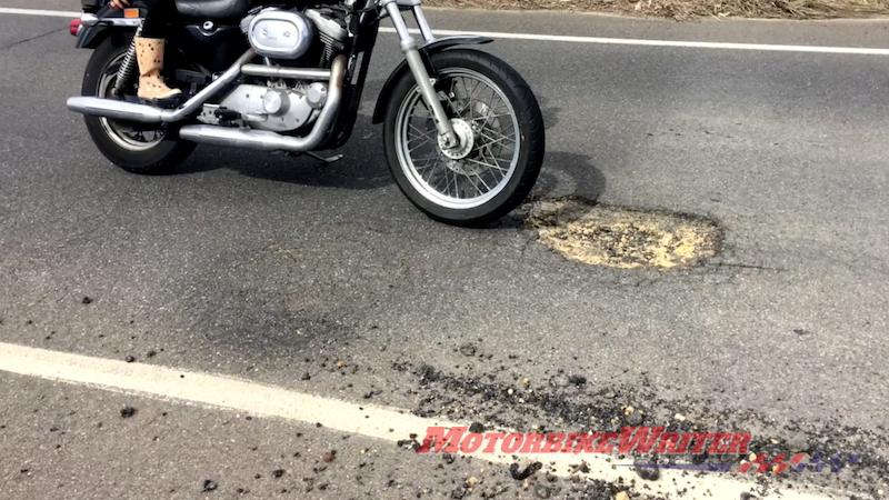 Bad Roads Rally roadworks potholes Victoria