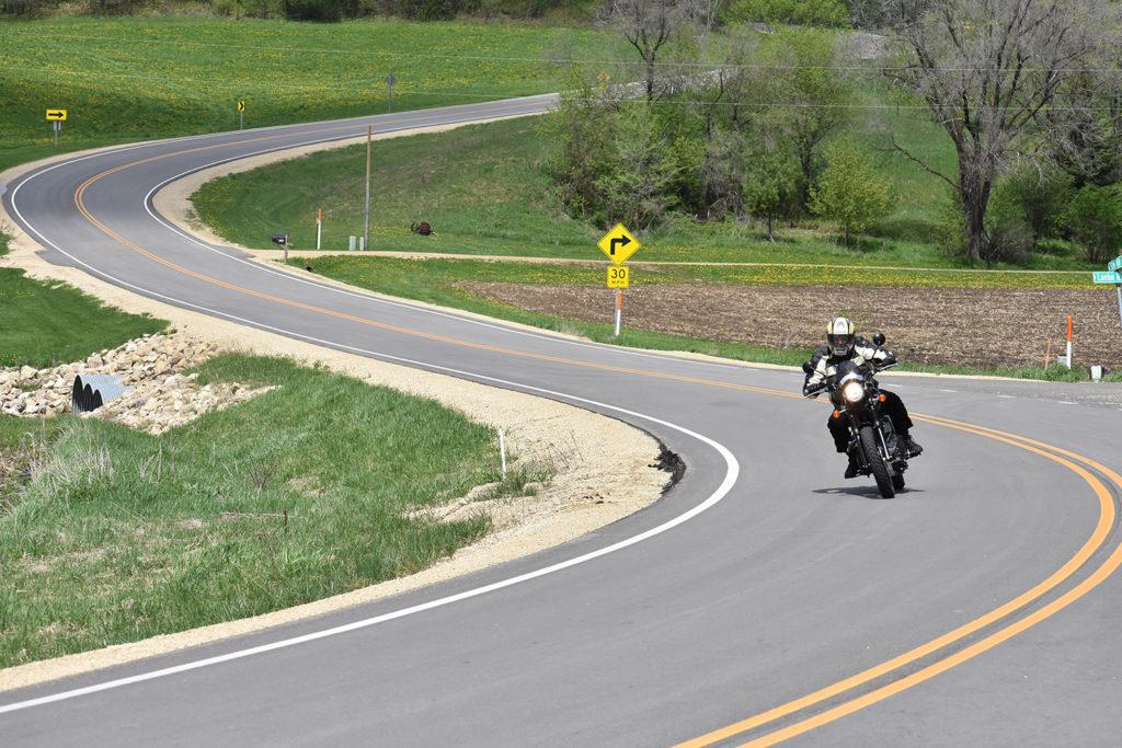 Where Motorcyclists Roam