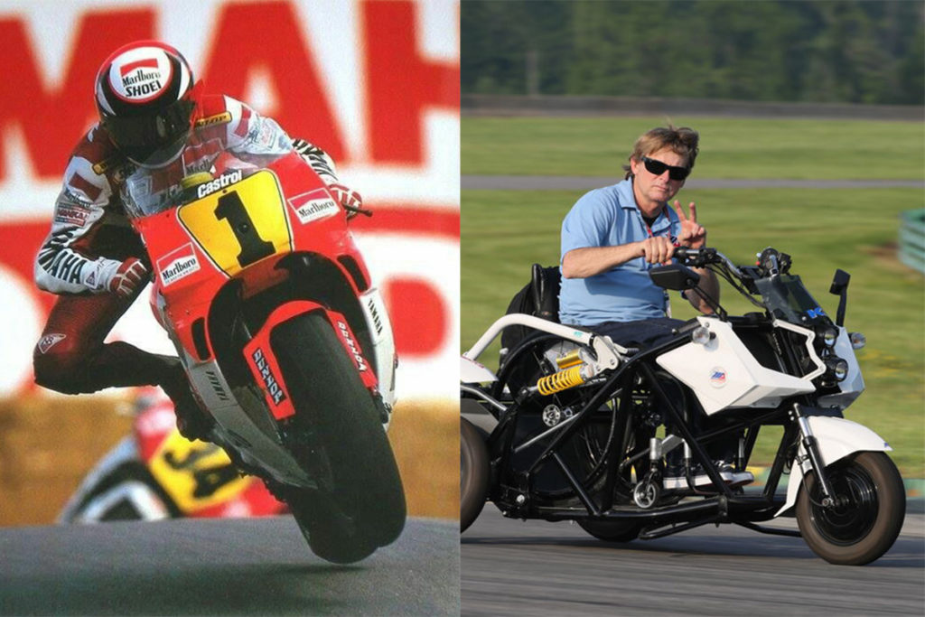 Rider Magazine Insider Podcast Episode 16 Wayne Rainey MotoAmerica