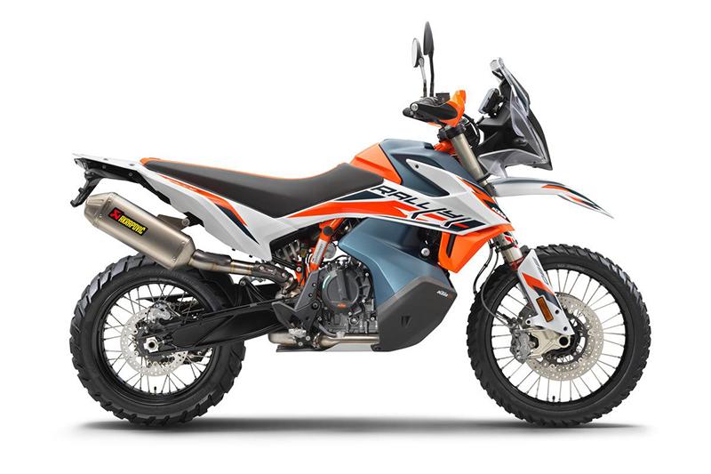 2021 KTM 890 Adventure R Rally