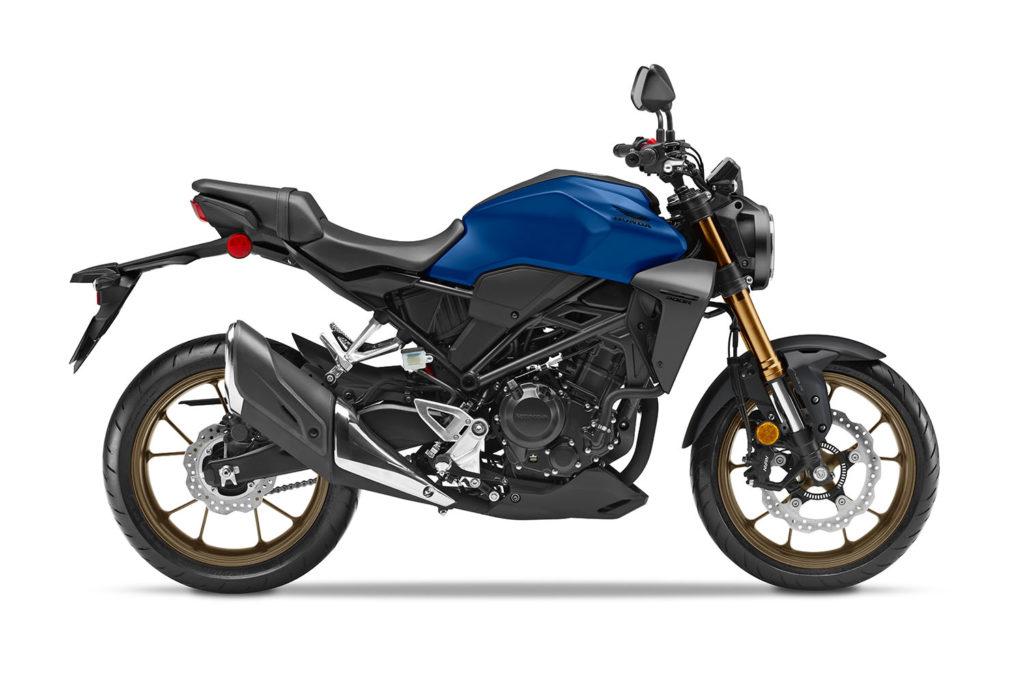 2022 Honda CB300R ABS