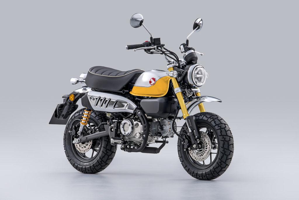 2022 Honda Monkey ABS