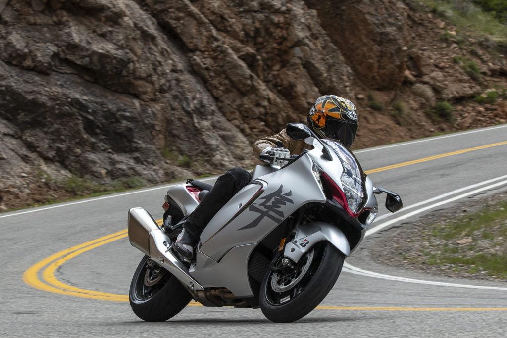 2022 Suzuki Hayabusa review